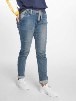 Eight2Nine Jogginghose Denim Jogger blau