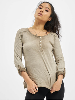 Eight2Nine Longsleeve Luana beige