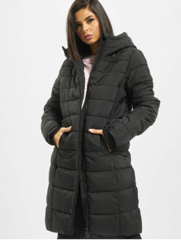 Eight2Nine Parka Lea  zwart