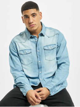 Eight2Nine Shirt Vintage  blue