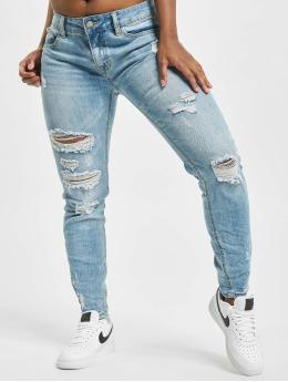 Eight2Nine Skinny Jeans Jogger  blau