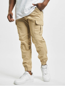 Eight2Nine Spodnie Chino/Cargo Levin  bezowy