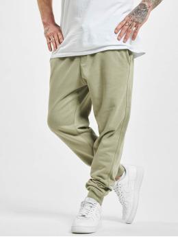 Eight2Nine Spodnie do joggingu Basic  oliwkowy
