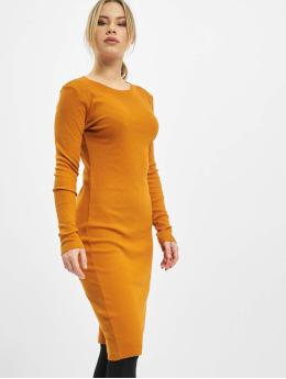 Eight2Nine Sukienki Merle  pomaranczowy