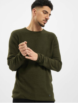 Eight2Nine Sweat & Pull Lino  vert
