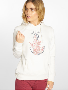 Eight2Nine Sweat capuche Virve blanc