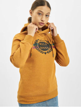Eight2Nine Sweat capuche Bella Donna  brun