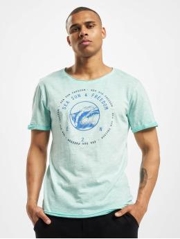 Eight2Nine t-shirt Freedom turquois