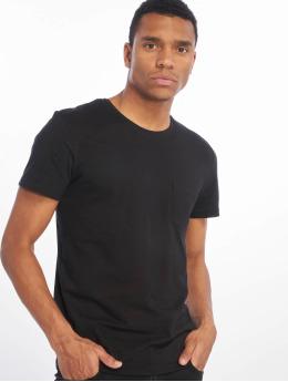 Eight2Nine t-shirt Basic zwart