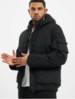 Eight2Nine Winter Jacket Bran  black