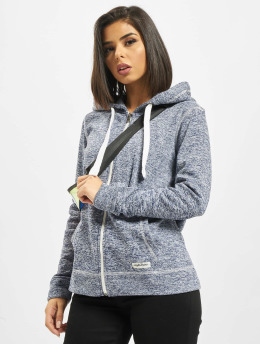 Eight2Nine Zip Hoodie Clara  niebieski