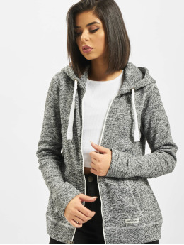 Eight2Nine Zip Hoodie Clara  svart