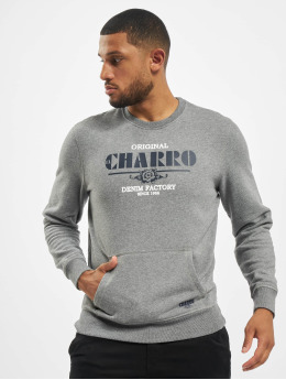 El Charro Pullover Emmanuel grau