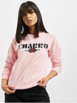 El Charro Pullover AAngel rosa