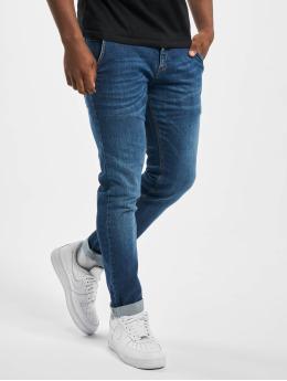 El Charro Slim Fit Jeans Mexico 02 Denim blauw