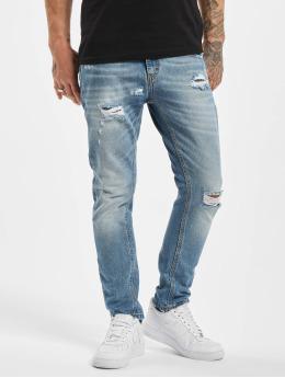 El Charro Slim Fit Jeans Canuto  modrá