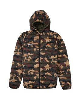 Ellesse Демисезонная куртка Lombardy камуфляж