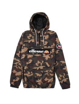 Ellesse Демисезонная куртка Mont 2 камуфляж