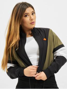 Ellesse Демисезонная куртка Stephanie черный