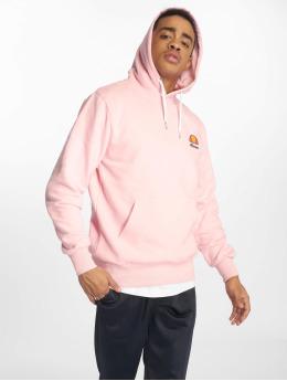 Ellesse Bluzy z kapturem Toce pink