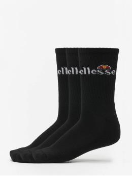 Ellesse Chaussettes Arrom Sport 3 noir
