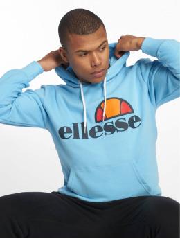 Ellesse Hoodies Gottero modrý
