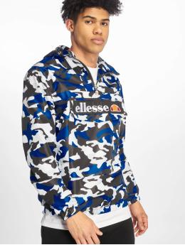 Ellesse Lightweight Jacket Mont 2 Overhead blue