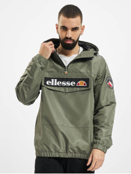 Ellesse Lightweight Jacket Mont 2 OH grey