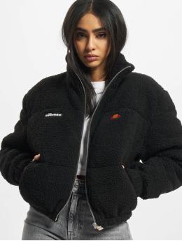 Ellesse Puffer Jacket  Justine Padded Puffer  black