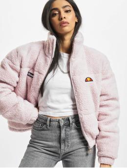 Ellesse Puffer Jacket  Justine Padded Puffer  pink