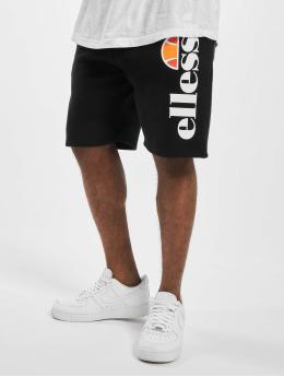 Ellesse shorts Bossini Fleece zwart