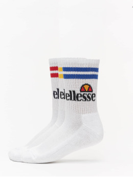 Ellesse Socks Pullo 3pk white