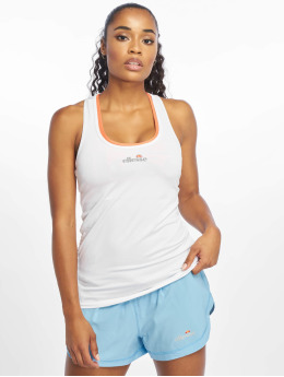 Ellesse Sport | Tivoli Vest blanc Femme Dábardeurs de Sport