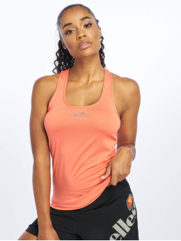 Ellesse Sport Sport Tanks Tivoli Vest pomaranczowy