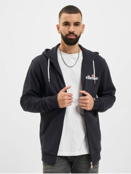 Ellesse Sweat capuche zippé Briero Fz bleu