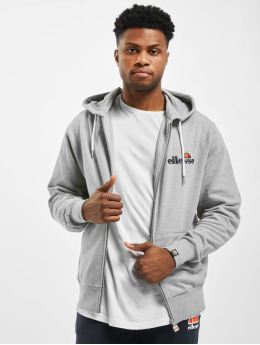 Ellesse Sweat capuche zippé Briero Fz gris
