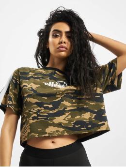 Ellesse T-paidat Noelia  camouflage