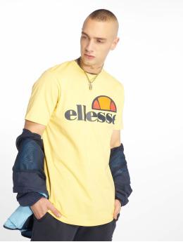 Ellesse T-paidat Prado  keltainen