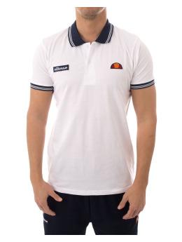 Ellesse T-Shirt Motti blanc