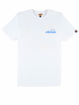 Ellesse T-Shirt Fondato  blanc