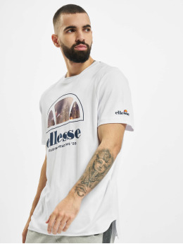 Ellesse T-Shirt Steinway M  blanc