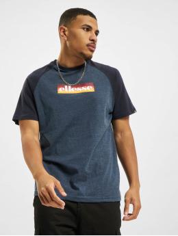 Ellesse t-shirt Kershaw blauw