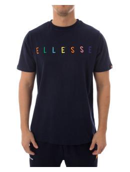 Ellesse T-Shirt Cotechino bleu