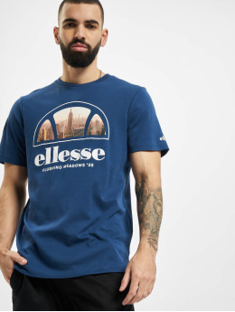 Ellesse T-Shirt Bayside M bleu