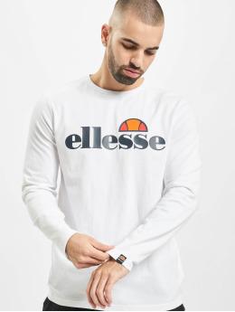 Ellesse T-Shirt manches longues Sl Grazie blanc