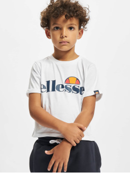 Ellesse T-Shirt Nicky Crop white