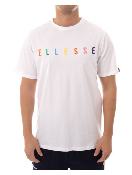 Ellesse t-shirt Cotechino wit