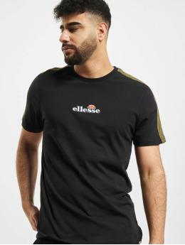 Ellesse T-shirts Carcano  sort