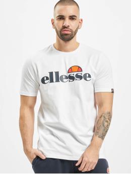 Ellesse T-Shirty SL Prado bialy