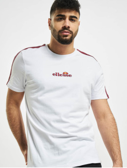 Ellesse T-Shirty Carcano  bialy